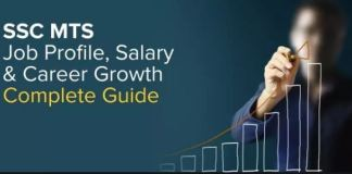 ssc mts salary , job profile and career growth