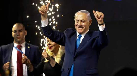 Israel PM Benjamin Netanyahu wins record fifth term in office