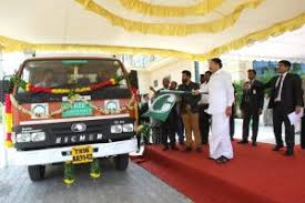 Tree Ambulance launched in Chennai