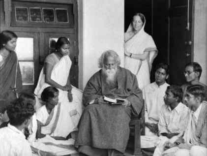 Rabindranath Tagore's 158th Birth Anniversary