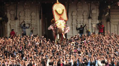 Thrissur Pooram temple festivities starting May 11