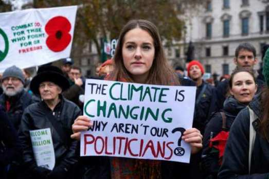 UK becomes first parliament to declare climate emergency