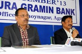 Tripura Gramin Bank among top banking performers in country