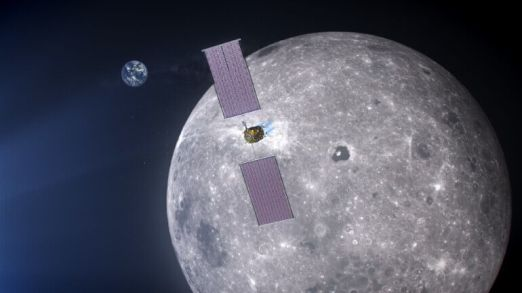 NASA announces award of first contract for 2024 lunar mission Artemis