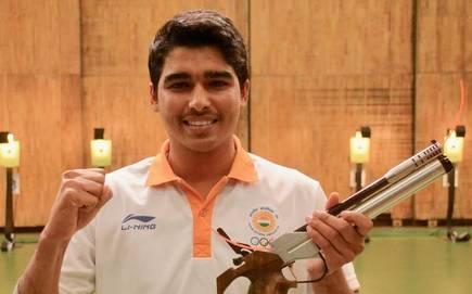 ISSF World Cup: Saurabh Chaudhary wins 10m Air Pistol gold