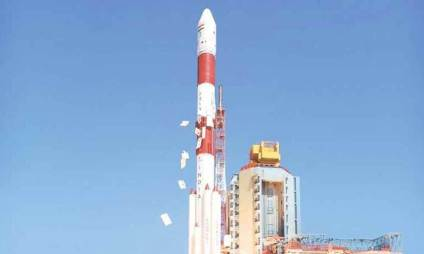 Countdown begins for Wednesday launch of PSLV-C46 satellite, says ISRO