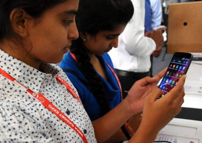 At 9.8 GB per month, India has the highest data usage per smartphone