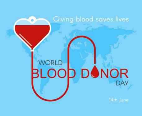 World Blood Donor Day-14 June