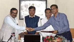 MOA signed between Ministry of Shipping and IIT Kharagpur to set up CICMT