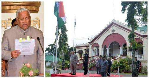 PB Acharya to be sworn in as Manipur Governor