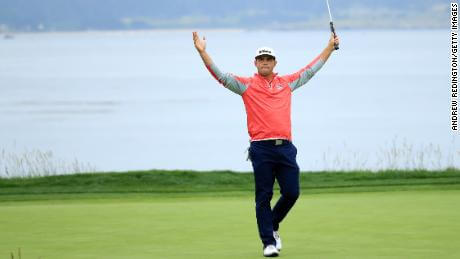 Gary Woodland wins 119th US Open, his first major title