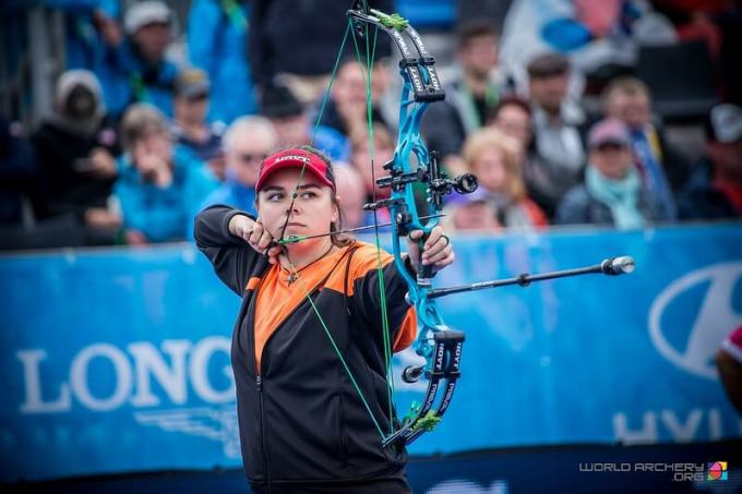 World Archery Championships 2019 held in Hertogenbosch, Netherlands