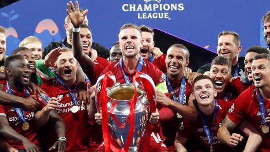 Liverpool wins UEFA Champions League Trophy, beats Tottenham Hotspur 2-0