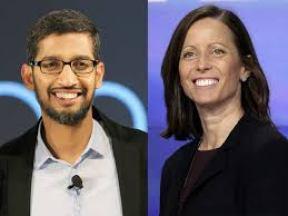 Google's India-born CEO Sundar Pichai and Nasdaq President Adena Friedman to get 2019 Global Leadership Award