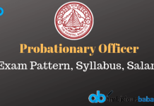 Nainital Bank exam pattern and syllabus