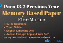 Para 13.2 Memory Based paper