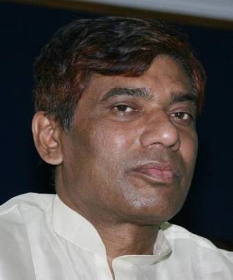 LJP MP Ram Chandra Paswan passes away