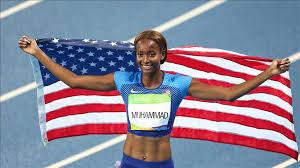 Dalilah Muhammad sets new 400 metre hurdles record