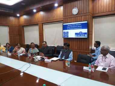 Prasar Bharati signs MoU with IIT Kanpur for research collaboration in newly emerging technologies