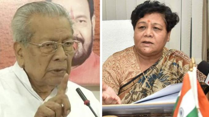Anusuiya Uikey, Biswa Bhusan appointed Governors of Chhattisgarh and Andhra Pradesh