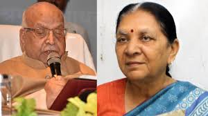 Anandiben Patel Replaces Ram Naik as UP Governor, 5 Others Transferred