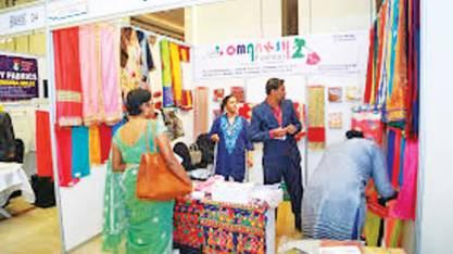Sri Lanka: 'India International Textiles Expo' begins in Colombo