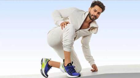 Reebok signs Varun Dhawan as its new brand ambassador