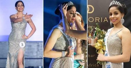 Vidisha Baliyan From UP Becomes 1st Indian To Be Crowned Miss Deaf World 2019
