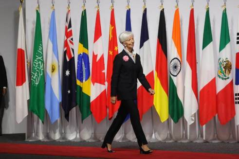 IMF's Christine Lagarde Nominated To Become First Female President Of European Central Bank