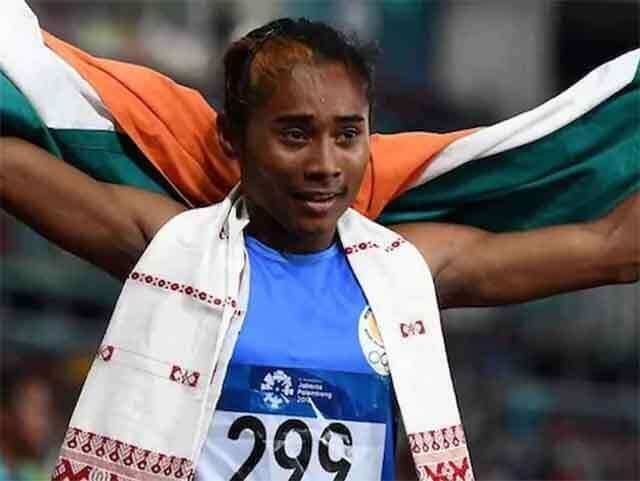 Golden Girl', Hima Das bags fifth gold medal of the month