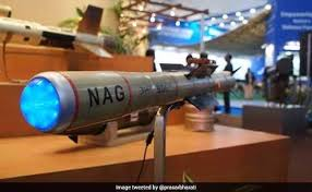 DRDO successfully tests armour-piercing Nag missiles at Pokhran range
