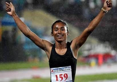 Anas and Hima run to gold;silver for Nirmal and Vismaya at Tabor Grand Prix
