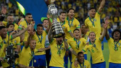 Copa America 2019: Brazil beat Peru 3-1 to lift the title