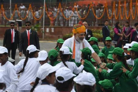 India celebrates 73rd Independence Day