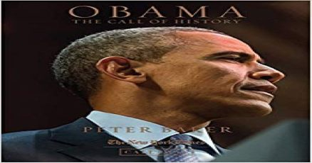 """Book on former US President titled """"Obama: The Call of History"""""""