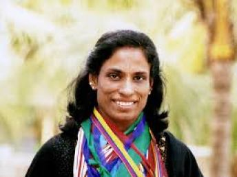 P.T. Usha in AAA's Athletes Commission