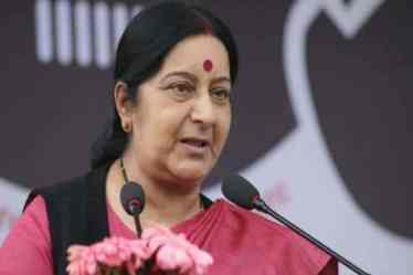 Sushma Swaraj, Former Foreign Minister and BJP Stalwart, Passes Away at 67 After Heart Attack