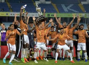 Durand Cup: Gokulam Kerala FC's won