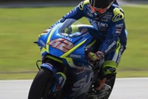 Spain's Alex Rins won British Moto Grand Prix at Silverstone