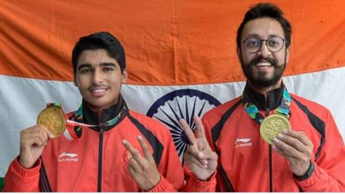 ISSF World Cup: Abhishek Verma wins gold, bronze for Saurabh Choudhary in 10m Air Pistol in Rio