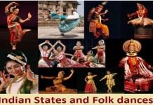 important folk dance in india