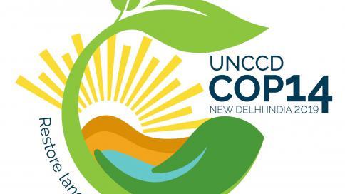 India hosts COP14 to Combat Desertification