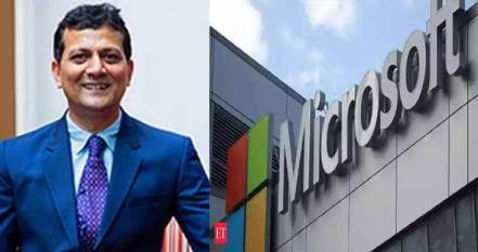 Microsoft India (R&D) appoints Rajiv Kumar as new managing director