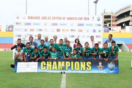 Bangladesh Krida Shiksha Prothishtan Beat Manipur's Nilmani to Defend Subroto Cup U-17 Girls Title
