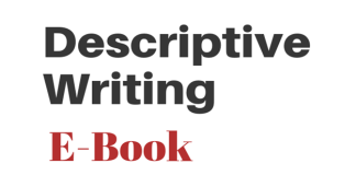 Descriptive Writing for SSC blog