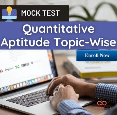 Qunat topic wISE test series