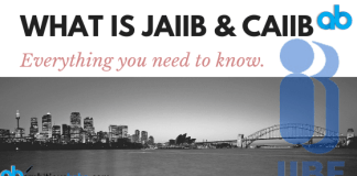 what is jaiib and Caiib