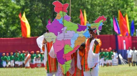 India now has 9 UTs and 28 states