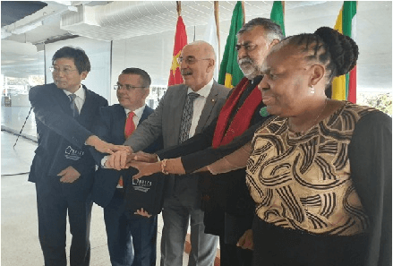 Union Minister Prahlad Patel attends BRICS Culture Ministers' meeting in Brazil