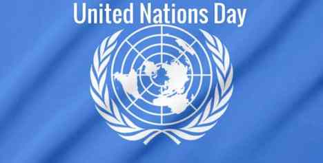 24 October: United Nations Day